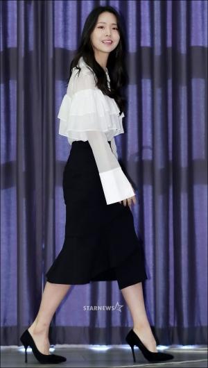 [★포토]김지은, '단아한 발걸음'