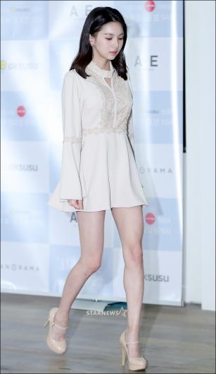 [★포토]재이, '아슬아슬한 초미니 원피스'
