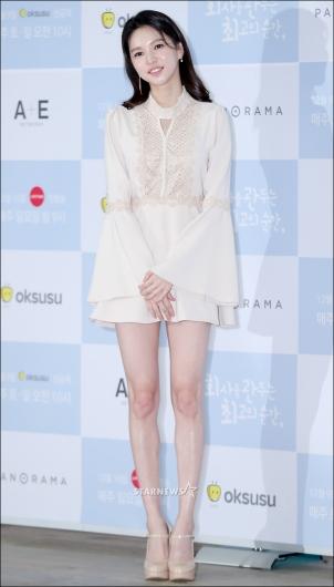 [★포토]재이, '각선미 드러낸 초미니 패션'