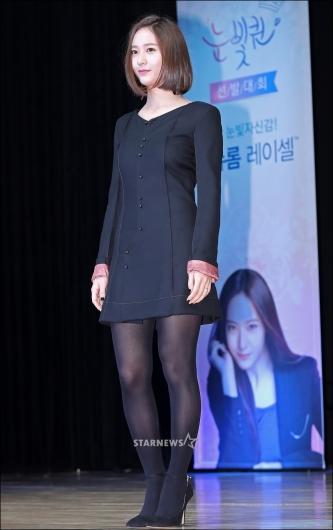 [★포토]크리스탈, '아름다운 각선미'