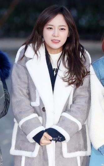 [★포토]세정, '너무 추워 오들오들'