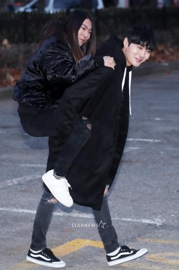 [★포토]문복-현우, '우리가 왔다!'