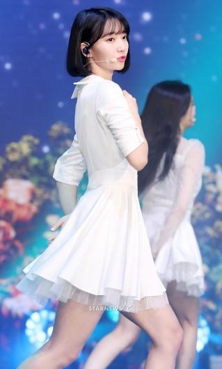[★포토]비니, '새하얀 천사 비주얼'