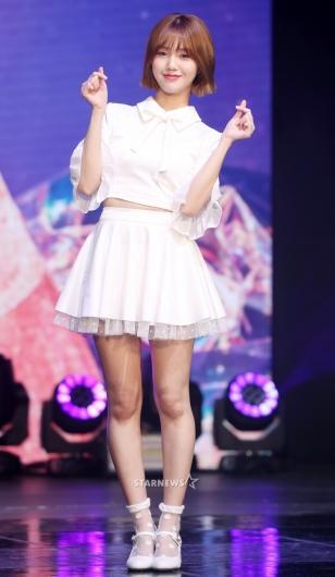 [★포토]미미, '오마이걸의 러블리 랩퍼'