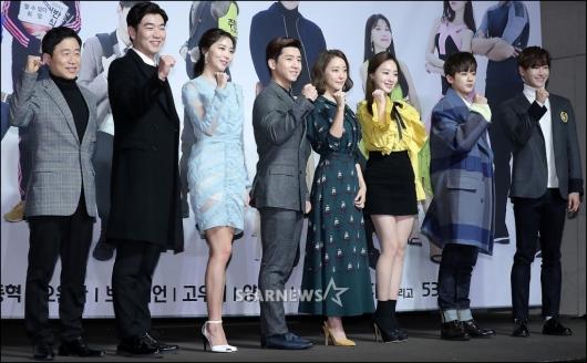 [★포토]'연남동 539' 파이팅!