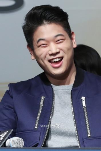 [★포토]이기홍, 매력적인 눈웃음