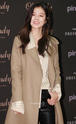 [★포토]김성은, '오늘따라 더 예쁜 미모'