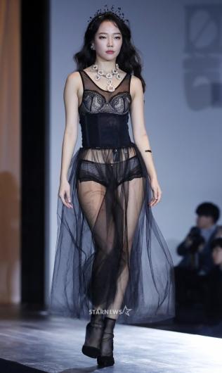 [★포토]드레스 같은 란제리