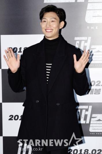 [★포토]강기영, '영화 기대하세요'