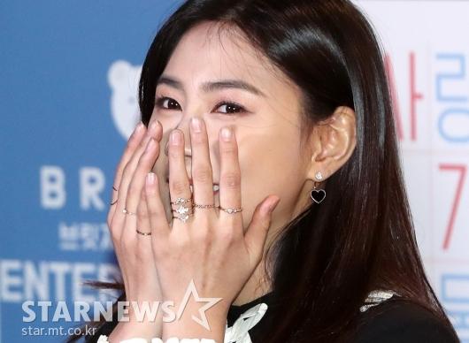 [★포토]오하영, '반지 가득'