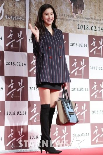 [★포토]황지현, '영화 너무 기대되요'