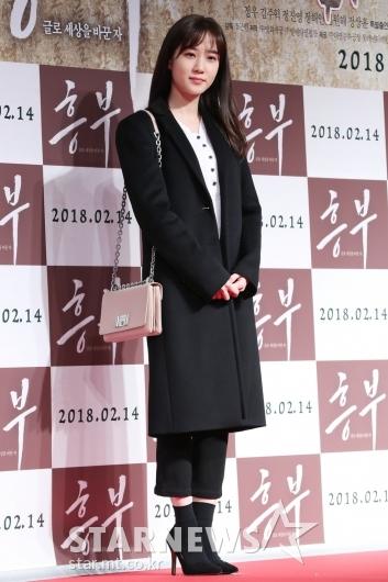 [★포토]박은빈, 수수한 매력