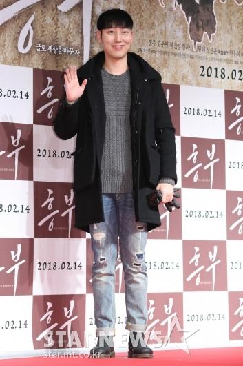 [★포토]박두식, '선배님들 응원왔습니다'