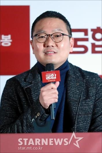 """[★포토]홍창표 감독 """"기존 사극과 다르다"""""""
