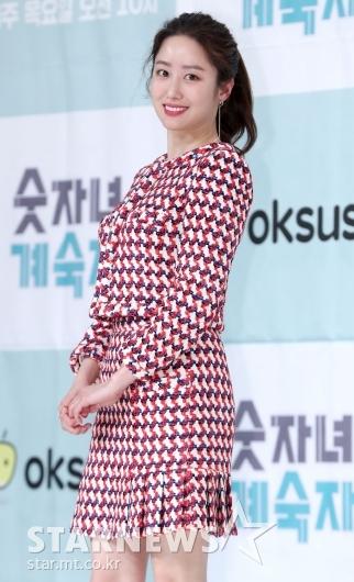 [★포토]전혜빈, '미소 가득'
