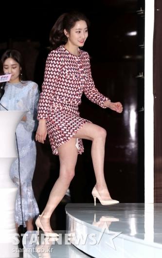 [★포토]전혜빈, '각선미 뽐내며 당당하게'