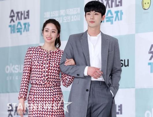 [★포토]안우연-전혜빈, '잘 어울리나요?'