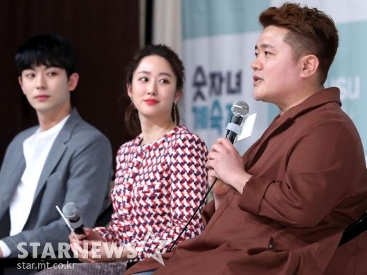 [★포토]드라마 소개하는 김형섭 감독