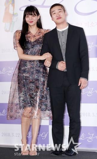 [★포토]이솜-안재홍, '우리 잘 어울려요?'
