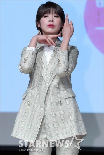 [★포토]장도연, '뷰티법 알려드려요'