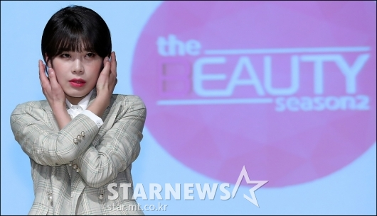[★포토]장도연, '개그우먼 대표 미녀'