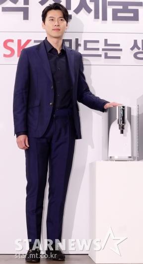 [★포토]현빈, '손을 올리기만 해도 CF'