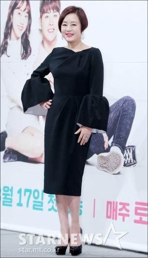 [★포토]장미희, '블랙으로 우아하게'