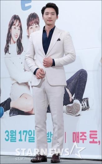 [★포토]이상우, '슈트 모델이네'