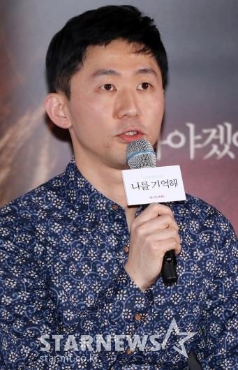 [★포토]영화 '나를 기억해'의 이한욱 감독