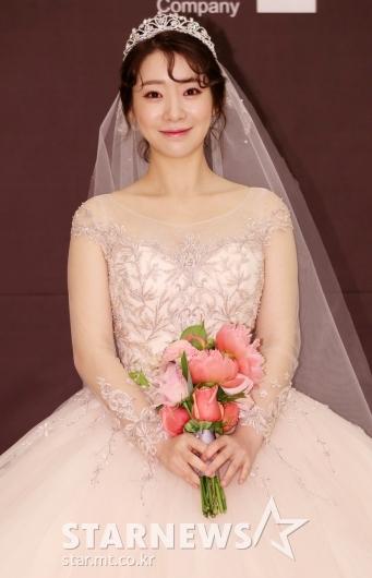 [★포토]안소미, '아름다운 4월의 신부'