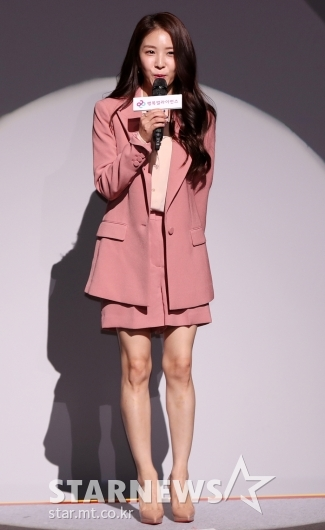 [★포토]보아, '사랑스러운 핑크빛'