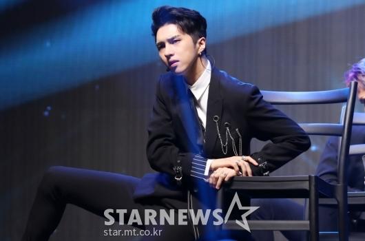 [★포토]켄, '치명적인 의자 댄스'