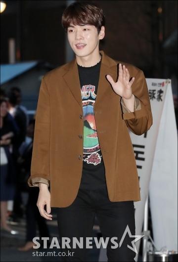 [★포토]김정현, '멋진 인사'