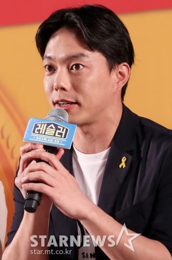 [★포토]영화 '레슬러'의 김대웅 감독