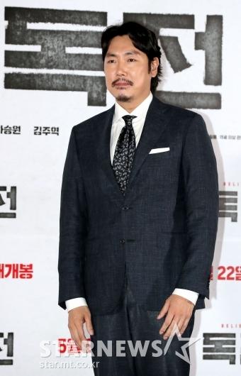 [★포토]조진웅, 믿고 보는 배우