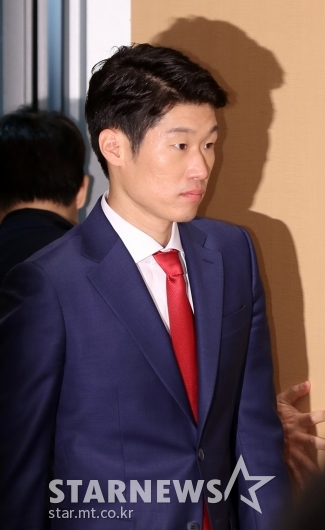 [★포토]박지성, '돌아온 캡틴'