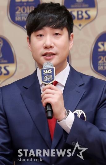 [★포토]배성재, '믿고 보는 스포츠 아나운서'