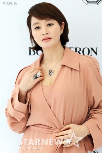 [★포토]김혜수, 보석보다 우아한 매력