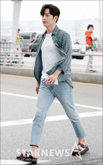 [★포토]서강준, '남다른 기럭지'