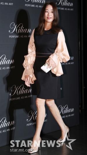 [★포토]김효진, '단정한 원피스로 멋낸 패션'