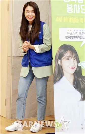 [★포토]정은지, '수수한 패션'