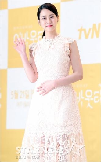 [★포토]한승연, '여전히 작은 얼굴'