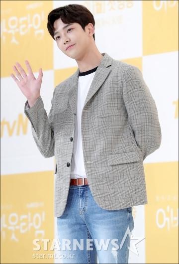 [★포토]김로운, '잘생긴 외모'
