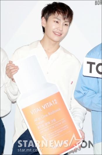 [★포토]정일훈, '심쿵 미소'