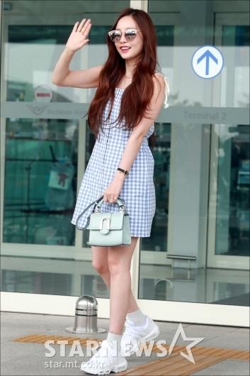 [★포토]구하라 '밝은 매력 뿜뿜'