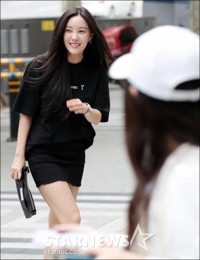 [★포토]효민, '돌아보게 만드는 미모'