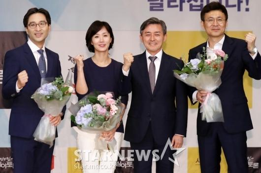[★포토]시사프로그램 기자간담회 참석한 KBS 양승동 사장