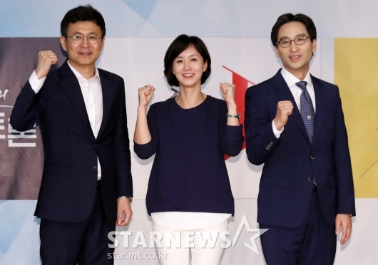 [★포토]공영미디어의 복원, '저널리즘 토크쇼 J'
