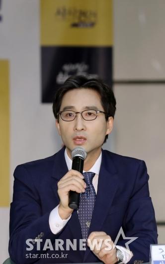 [★포토]김원장, '날카로운 분석 기대하세요'