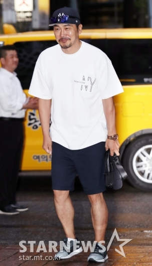 [★포토]김영호, '집 앞에 나온듯'